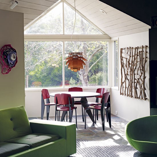 Cottage Dining Room Ideas: Step Inside A Cutting-edge Melbourne Cottage