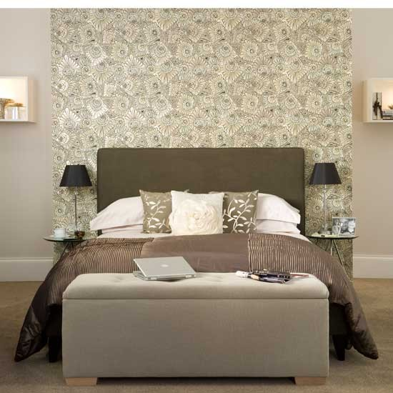 Wallpaper Bedroom Ideas: Hotel Style Bedrooms - 10 Of The Best