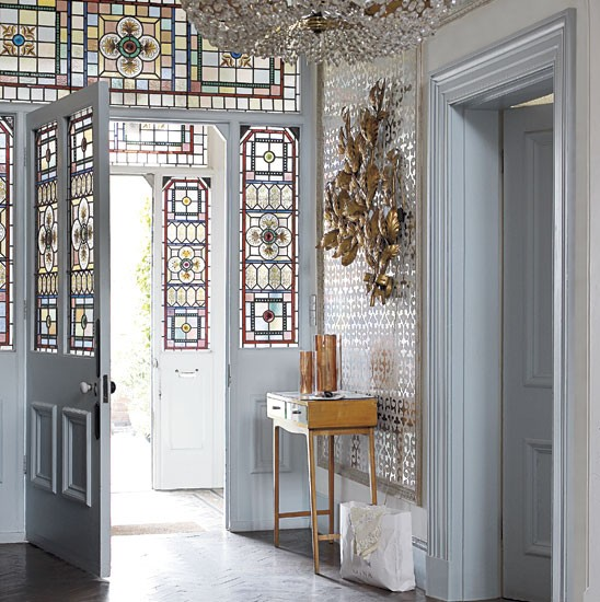 Green Hallway Victorian: Quirky And Eclectic Mansion House Tour