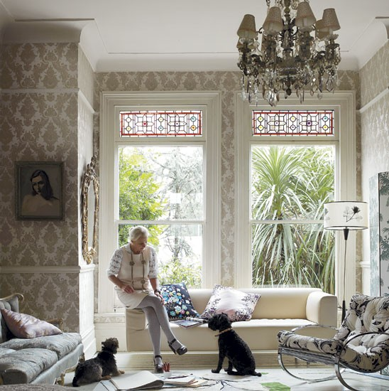 Quirky And Eclectic Mansion House Tour