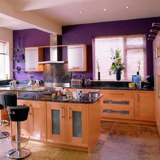 Kitchen Colors: Laurence Llewelyn-Bowen's 5