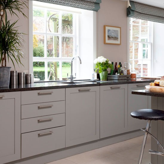 Room Tour Beautiful Kitchen Makeover With Timeless: Family Kitchens - 12 Of The Best
