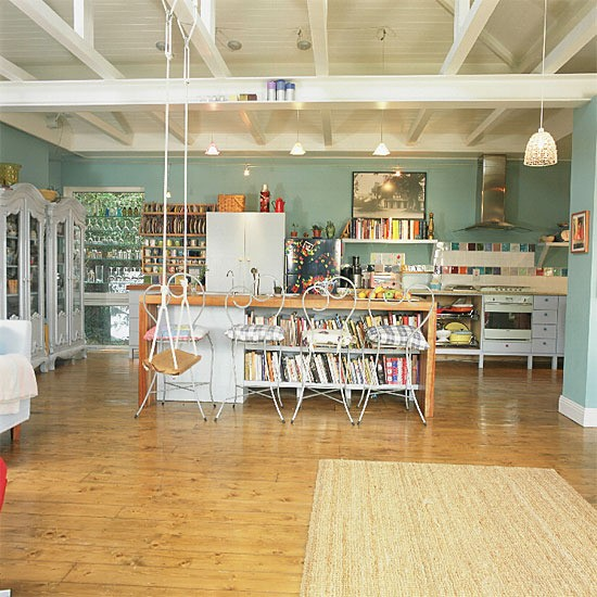 Eclectic Kitchen Design Ideas: Family Kitchens - 12 Of The Best