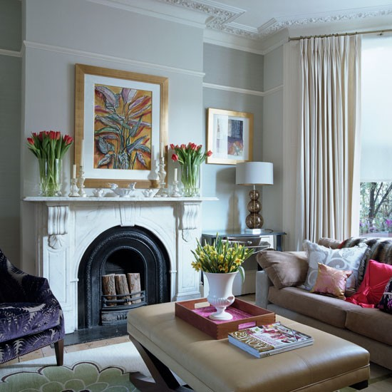 Decorating Victorian Homes: Step Inside Designer Andrea Maflin's Unique