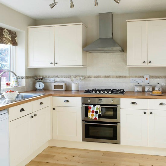Be Inspired By This Simple Shaker Kitchen Makeover