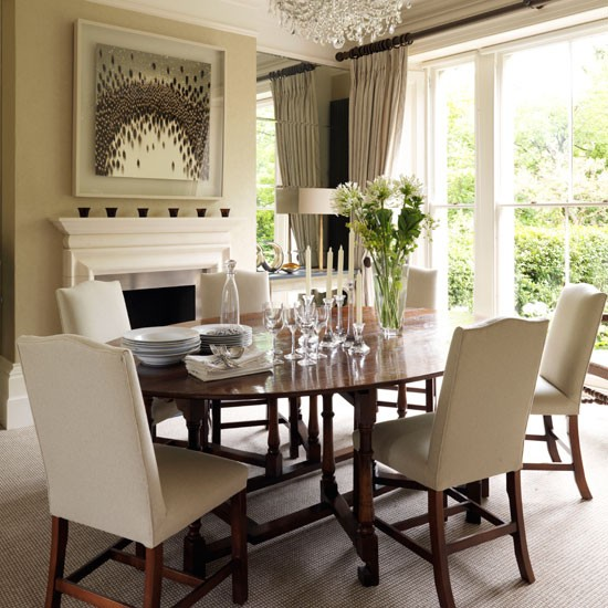 Victorian Dining Room: Victorian Villa In Oxford House Tour