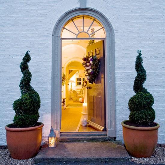 Front Door Step Ideas: Step Inside This Elegant Georgian House Tour