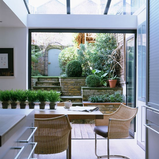 Take A Tour Of This Contemporary London Home