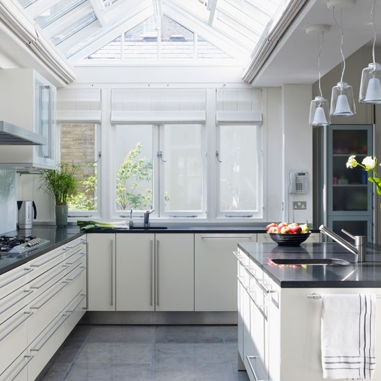 Kitchen Utility Room Renovation In Claygate: Step Inside An Elegant But Functional Family
