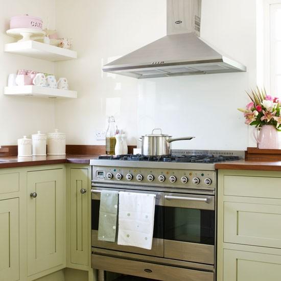Take A Tour Of A Modern Country Kitchen