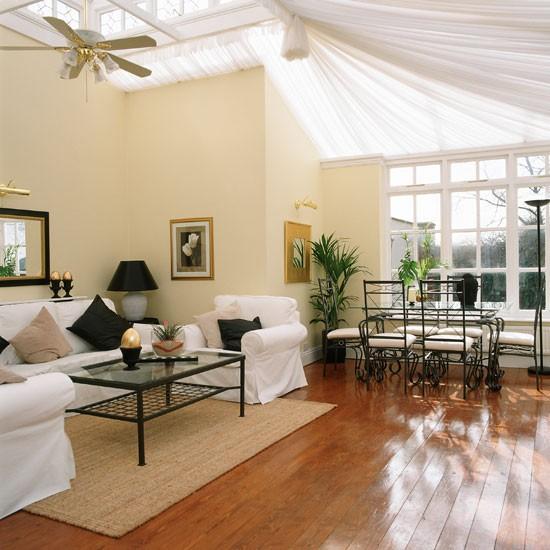Formal Open-plan Living Room