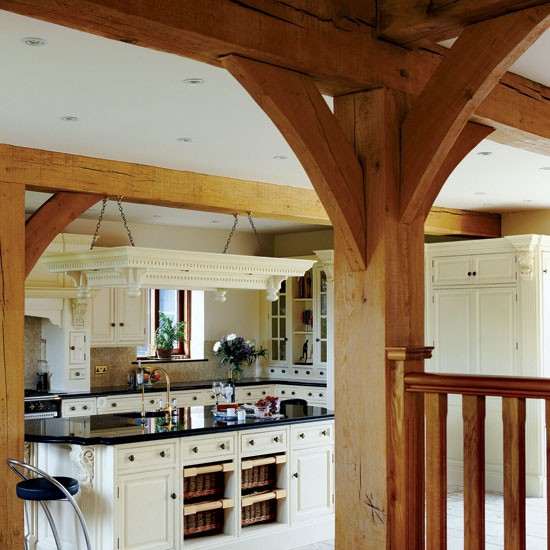 Exposed beams | Take a tour around this Victorian barn ...
