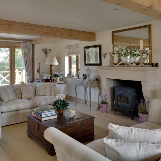 Country Home Interiors: Be Inspired By This Rustic New-build House