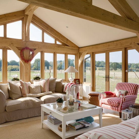 Country Rustic Living Room: Inspiring Interiors