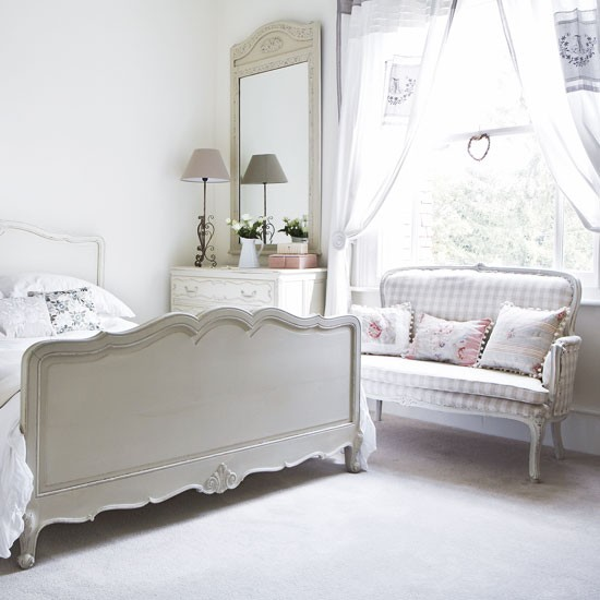 French Country Bedroom: French-inspired Country Bedroom