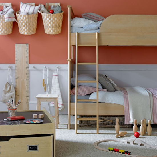 Simple Kids Room: How To Create A Fun And Practical Children's Room