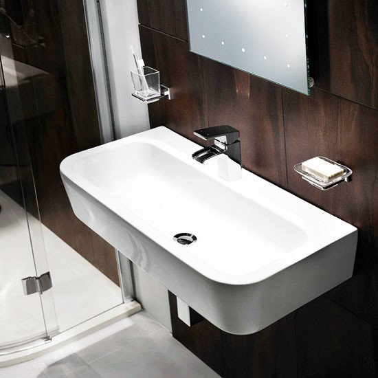Clarence basin from B&Q | Cloakroom feature basins - 10 of ...
