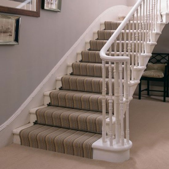 Replacing Carpet With A Stair Runner
