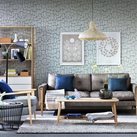 Mid Century Living Room Ideas Housetohome Co Uk