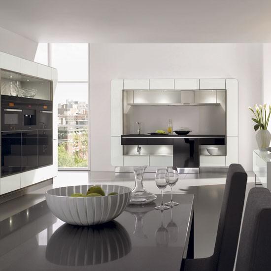 Mobile Home Design Uk: Modular Kitchen From Neil Lerner
