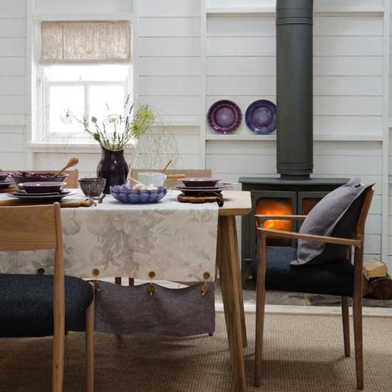 Key Interiors By Shinay Country Dining Room Design Ideas: Country Decorating - Our Favourite
