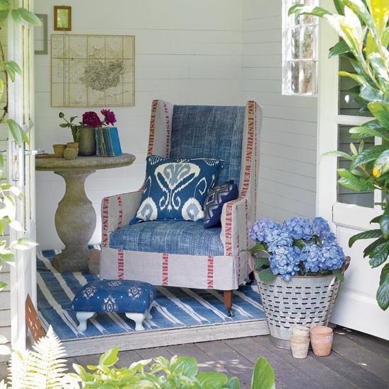 20 Summer House Design Ideas: Hippy Chic Summer House