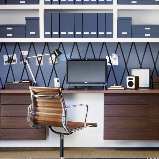 Home Den Design Ideas: 5 Clever Ideas For Home Offices