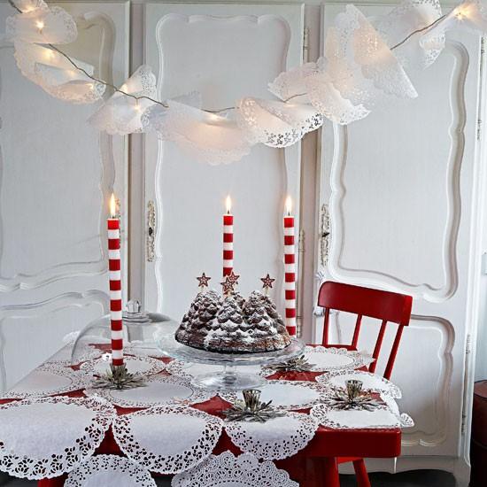 Budget Christmas Decorating Ideas: Festive Looks For Less - 10 Ideas
