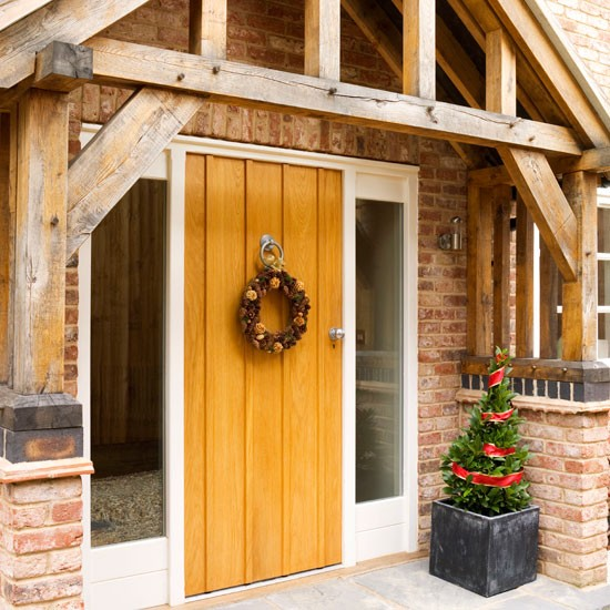 Step Inside A New-build Home Dressed For Christmas