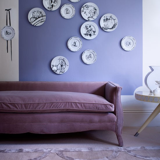 Purple Living Room Ideas: Living Room Inspiration