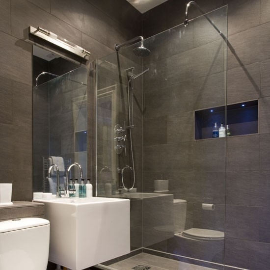 Modern Shower Tile Ideas Bathroom Designs: Shower Room Ideas To Inspire You
