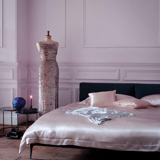 10 Glamorous Bedroom Ideas: Glamorous Pink Bedroom