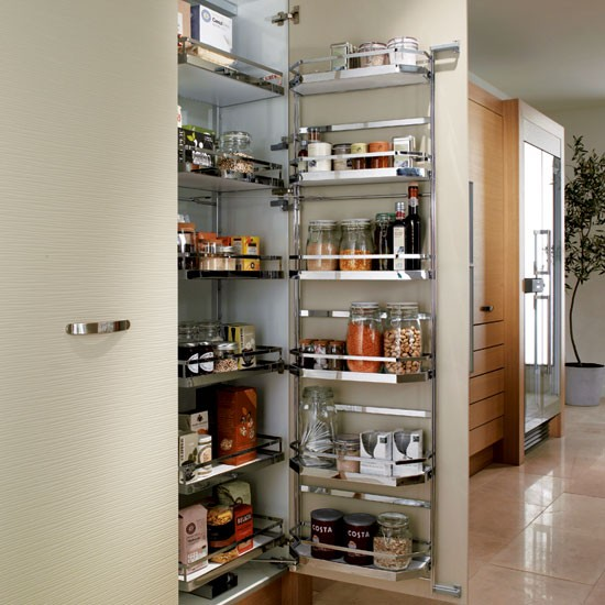 Pull Out Larder From Metris Kitchen Storage 10 Of The