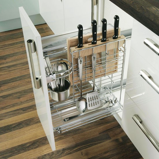 Pull Out Chopping Unit From B Amp Q Kitchen Storage 10 Of