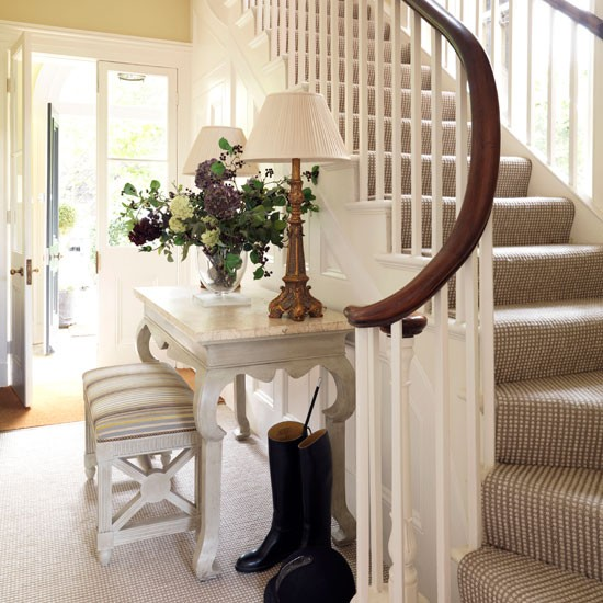 Home Interior Design Ideas Hall: Classic Entrance Halls - 10 Best