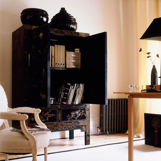 Elegant Office Decorating Ideas: Home Office Design Ideas, Home Office Pictures