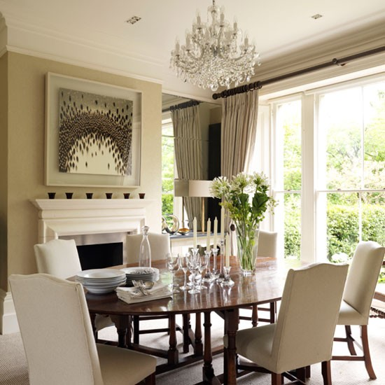 Neutral Dining Rooms 2017