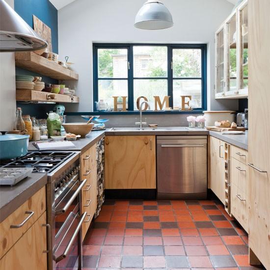 Wooden Kitchen Cabinets Uk: Kitchen Decorating Ideas