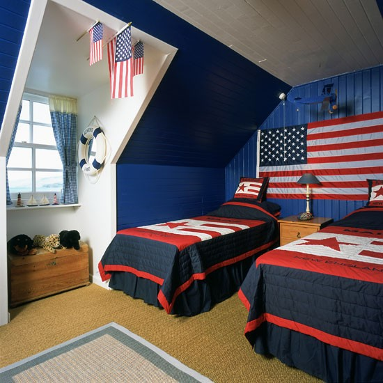 Twin Boys Room Ideas: Boys Bedroom Ideas And Decor