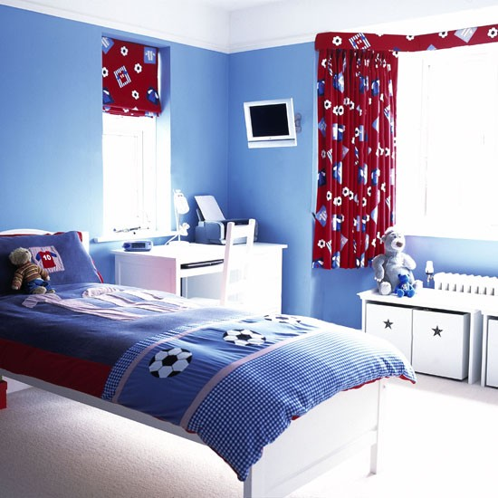 Boys Bedroom Decor: Boys' Bedroom Ideas