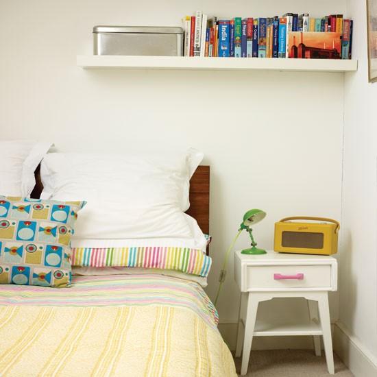 Retro-inspired Teen Bedroom