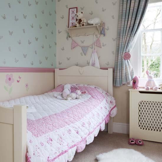 Classic Pastel Bedroom Girls Bedrooms Housetohome Co Uk