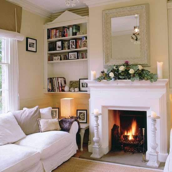 Clever Designs For Alcoves