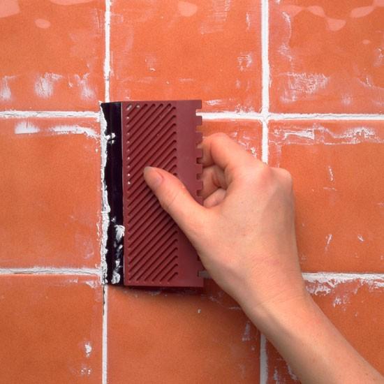 Re Grouting Bathroom Tiles: Kitchen, Bathroom, Bedroom, Living Room And Garden Design