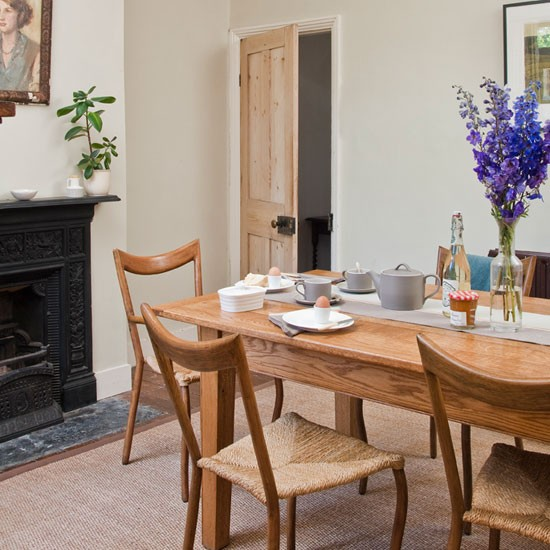 Mid Century Dining Room: Mid-century Style Edwardian