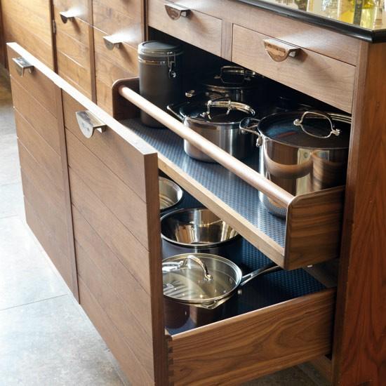 Kitchen Cabinet Plate Rack Kit