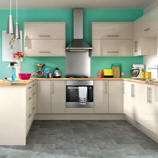 Kitchen Cabinets Wickes: Costa Rica Kitchen From Wickes