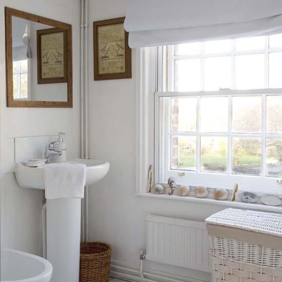 House Beautiful Bathrooms 2015: House Tour - Georgian Country House