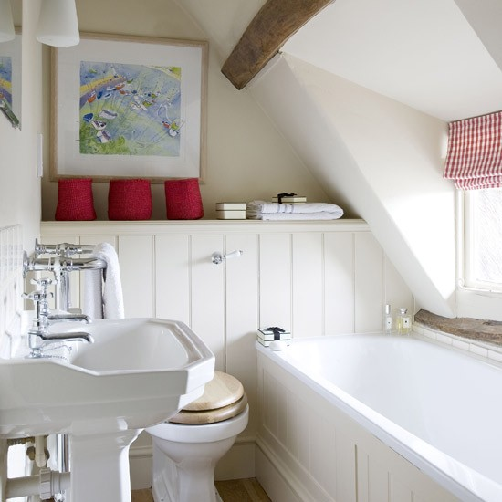Small Bathroom Ideas: Small Bathroom Design Ideas