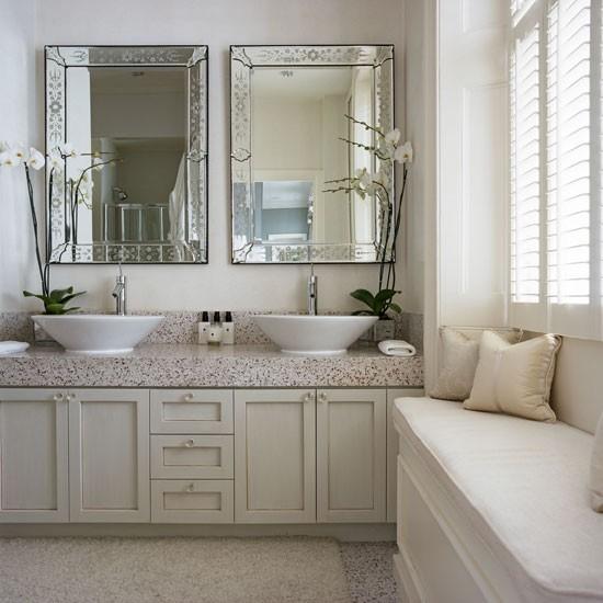 Stow Away Classic Bathroom Decorating Ideas